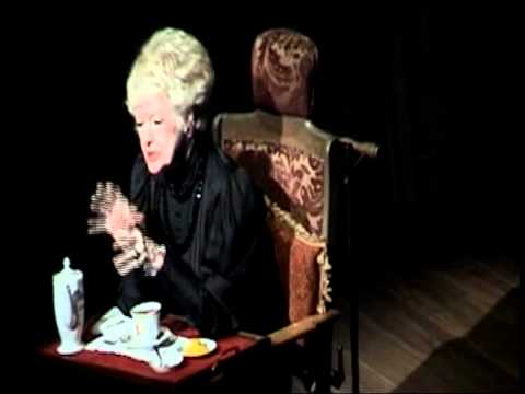 GLAMOROUS LIFE - B Peters, E Stritch A LITTLE NIGHT M [BDWY RVIVAL]
