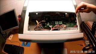 XYZ Printing Da vinci 3D Printers - Modifying the Da vinci 2 0 to use the Memory Card Prt 1