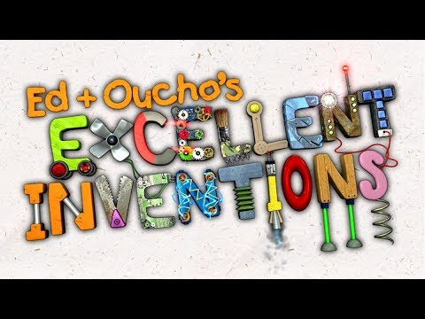 Ed And Oucho's Excellent Inventions - Series 1, Episode 1 (2009)