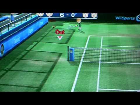 Wii Sports Clubs - Tennis