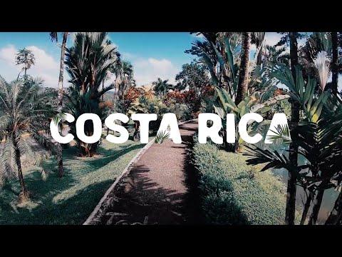 COSTA RICA TRAVEL VIDEO 2018 | GOPRO HERO 7 BLACK