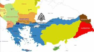 Balkan Map 2030: Megali Idea (Comments not in Greek or English will be deleted)