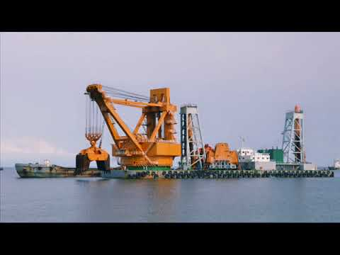 clamshell dredger sale buy rent purchase sell used grab dred