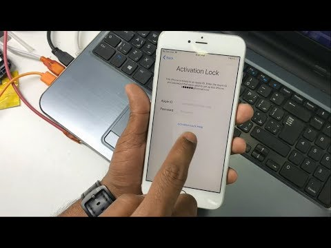 iPhone 6s Plus iCloud Activation Lock Done