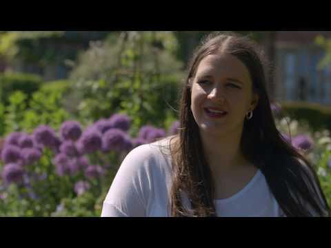 Ariadne auf Naxos - behind the scenes with Lise Davidsen