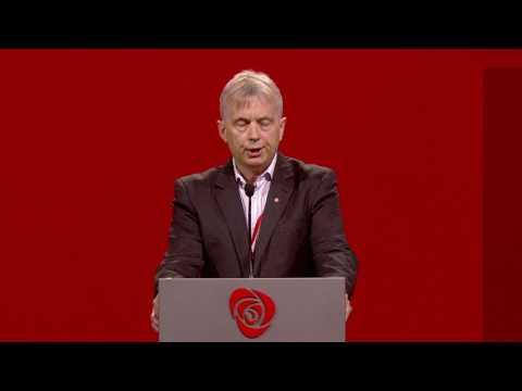 Knut Storberget - Arbeiderpartiets landsmøte 2017