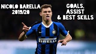 Nicolò Barella 2019 20 Amazing Goals Assists Magic Defensive Attacking Skills