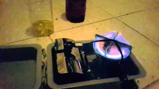 motor sich pt3 unleaded 95 octane gasoline (benzin) test