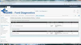 GDMS Tutorials - Progress a Software Update to Release Review