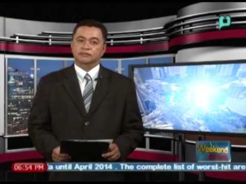 Kalakalan: Globe Telecom, pinapapagpaliwanag ng National Telecommunications Commission [02|09|14]