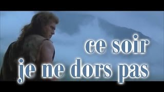 Ce soir, je ne dors pas, by Stan (France Gall) with English translation