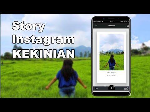 Cara Membuat Story Instagram Literasi Hits Yg Lagi Kekinian