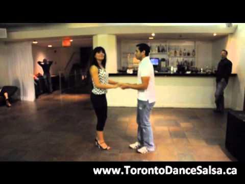 Toronto Dance Salsa Beginner Salsa Combo #2