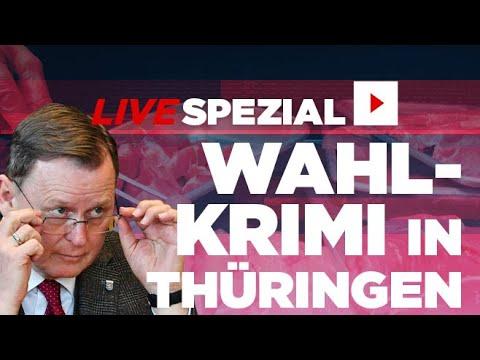 Wahl Thüringen Live