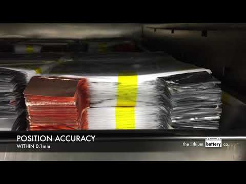 How It's Made - Lithium Ion Batteries