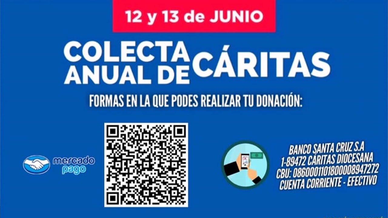 COLECTA CARITAS 2021