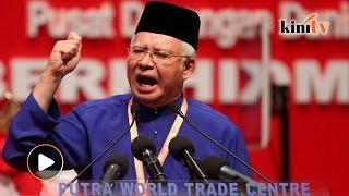 Amanat PAU2016 sebagai persiapan PRU14 tidak lama lagi, kata Najib