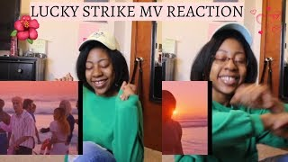 """Reacting To """"Lucky Strike"""" Music Video // By Troye Sivan"""