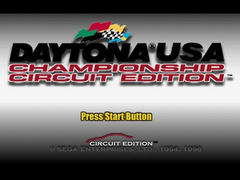 Sega Saturn Longplay [012] Daytona USA Championship Circuit Edition