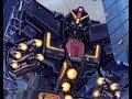 『機動戦士ガンダム』黒いMS.MAを紹介!第1弾(修正版)