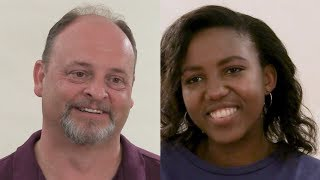The Love Between a Gay Father and His Adopted Daughter | {THE AND} Valentine & Terry