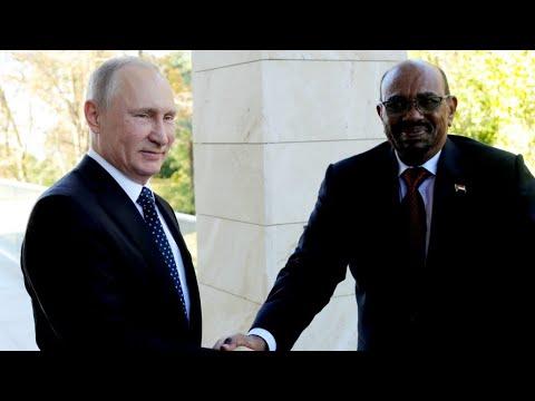 Le président Omar el-Béchir à la Russie de protéger le Soudan des États-Unis