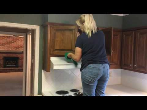Move-In Move-Out Cleaning + Refrigerator Cleaning