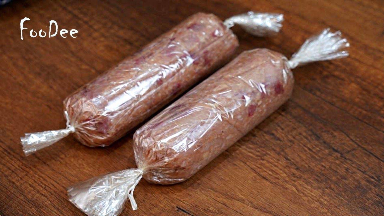 Хватит покупать - делаем сами! Домашняя колбаса «Ассорти» - простой и быстрый рецепт без оболочки