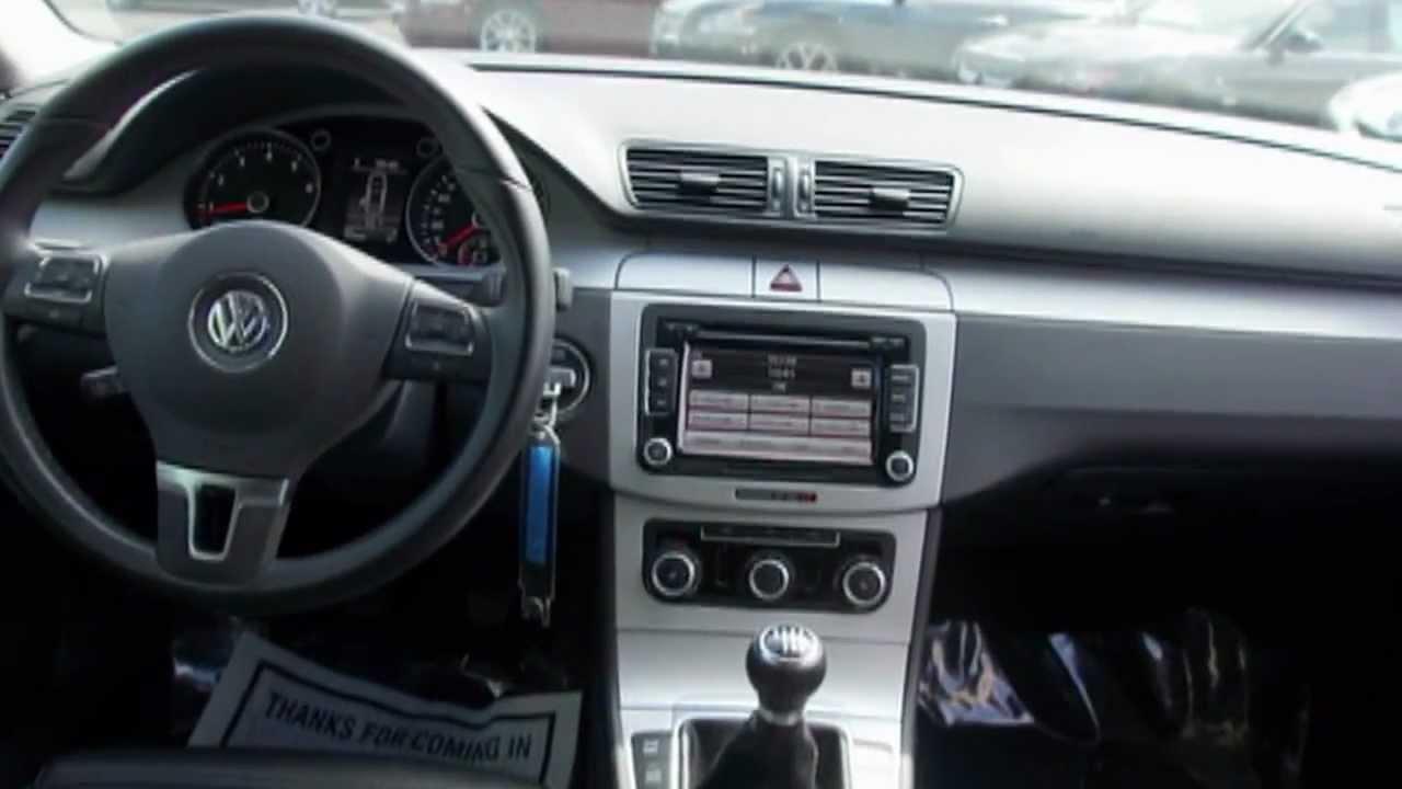 2010 Volkswagen CC 2.0T Sport 6-Speed Turbo Sedan - YouTube