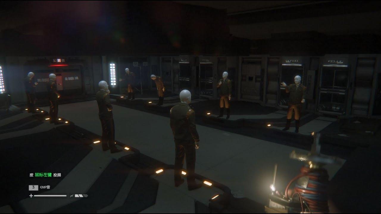 Alien Isolation《異形:孤立 》 Part 11 - 機器人天下 [老吳] - YouTube