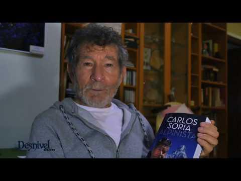 Carlos Soria Alpinista.  La biografía