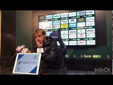 91° minuto. Pisa-Cosenza 1-3