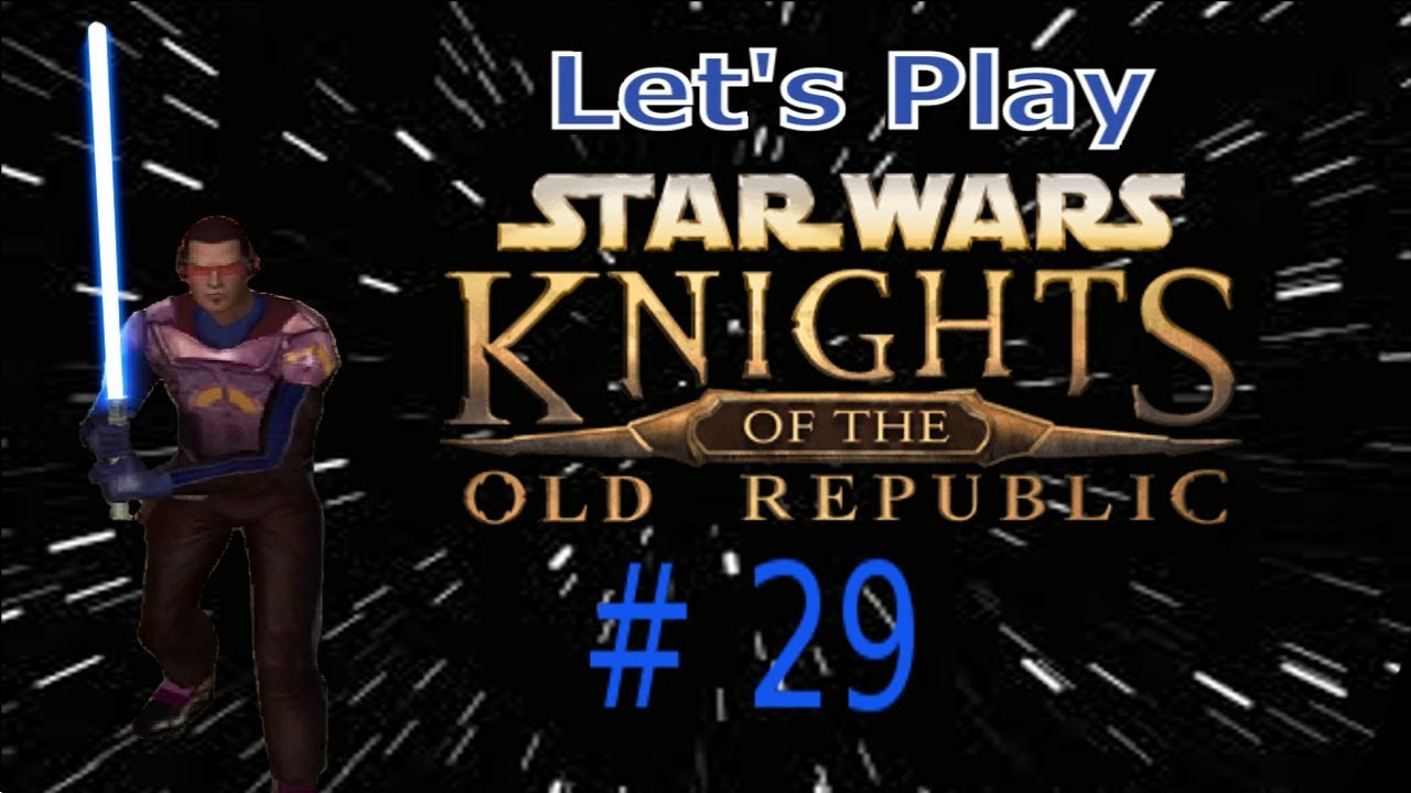 Star Wars: Knights of the Old Republic Walkthrough - GameSpot