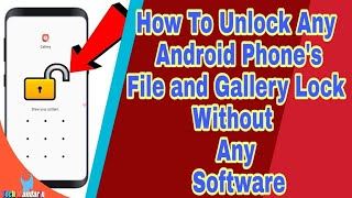How To unlock any Android Phone