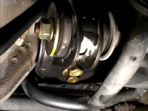 integra front suspension part 1 3 upper lower control arm rh youtube com 1997 Acura CL Rims 1997 Acura CL Stanced