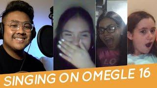 SINGING ON OMEGLE 16 - \