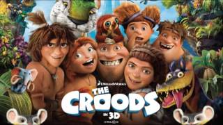 The Croods [Soundtrack] - 05 - Eep And The Warthog