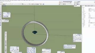 rhinoceros  построение кольца УРОК 1
