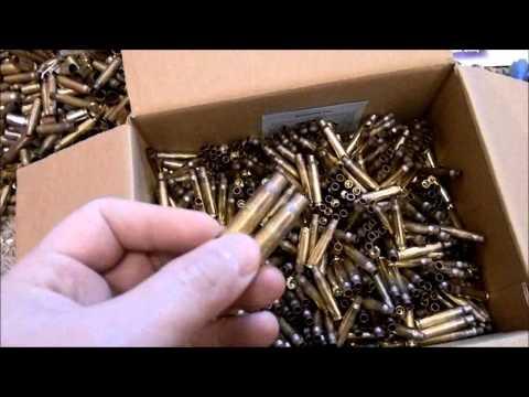 X39 Once Fired Brass