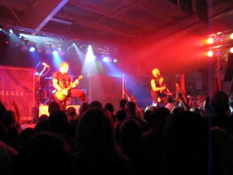 Red - Breathe Into Me LIVE @ Rhinelander Ice Arena 9-19-09