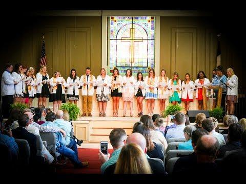 Hinds Community College ~ Nursing Program Pinning Ceremony
