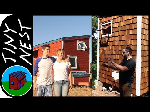 Tiny House Interview with Dan from Tiny House Customs