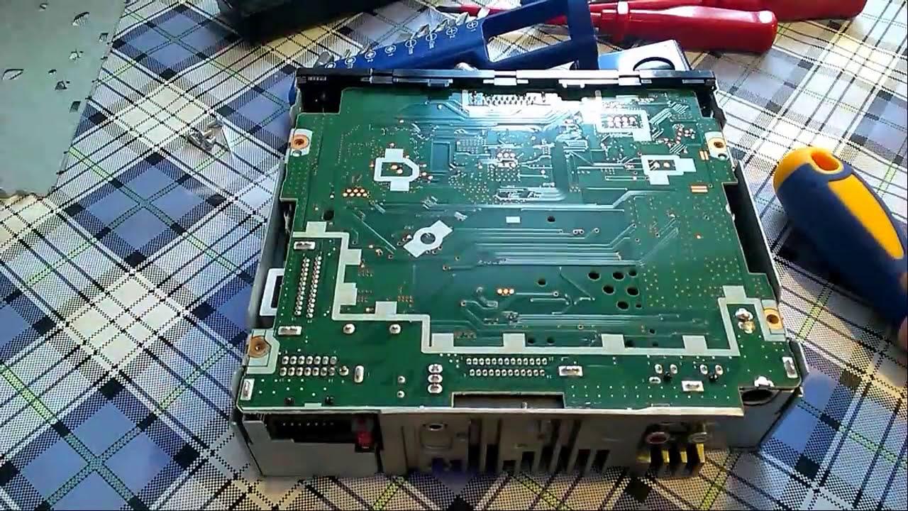 Ремонт магнитолы своими руками видео фото 543