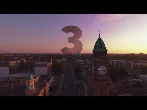 TV3 Rathmines Dublin Drone Ident