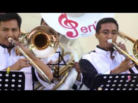 Banda CONCERT BAND  +Huaynos Huaracinos CAPITALINA