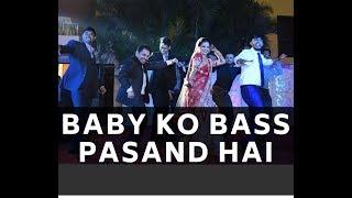 Baby Ko Bass Pasand Hai   Sultan   Sangeet Choreography - Happy Feet   Bride and Bridesmen