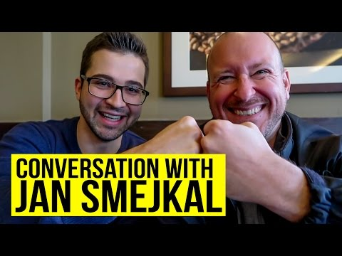 CONVERSATION with JAN SMEJKAL