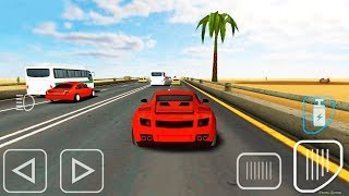 Highway Car Racing Game   Android GamePlay Game for Mobile Devices