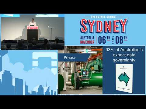 Government use of OpenStack in Australia