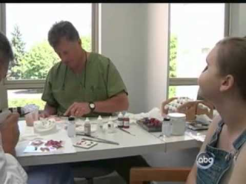 Free Facial Prosthesis Created for Chrissy Steltz